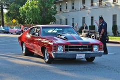 Cool Cruise 2015 (USautos98) Tags: 1971 chevrolet chevelle ss chevelless hotrod streetrod custom chevy