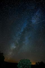 Mi primera va lctea. My first milky way. (Carlos Garca-Donas Fernndez) Tags: stars estrellas milkyway vialctea