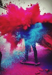 Creative Imagine Colors Color Explosion Picture Colorful (hectorescobedo1) Tags: colors colorful creative picture imagine colorexplosion