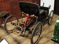 1896 Ford Quadracycle (Replica) 04 (Jack Snell - Thanks for over 26 Million Views) Tags: california ca wallpaper classic ford wall museum vintage paper antique flash automotive historic replica oldtimer sacramento veteran flair towe 1896 quadracycle jacksnell707 jacksnell