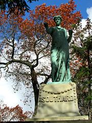 Oak Hill Cemetery (Crunch53) Tags: cemetery oak michigan hill pontiac oakhillcemetery
