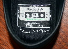 Macbeth Gatsby shoes (Squirmelia) Tags: shoe macbeth gatsby lustforlife clovember