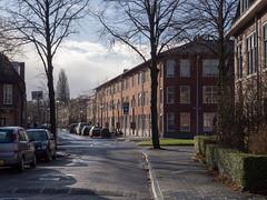 Billitonstraat (Jeroen Hillenga) Tags: city netherlands cityscape nederland groningen stad indischebuurt korrewegwijk billitonstraat