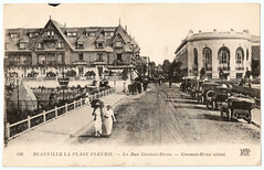 Deauville (pepandtim) Tags: road york old england paris france leave beach bristol army early office post postcard stamp nostalgia passed nostalgic plage postale carte 1918 breteuil deauville censor cie montagu fleurie 5661 ballis neurdein 08061918 39dpf65
