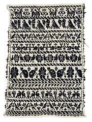 Mexican Textile Toluca Valley Almoloya del Rio (Teyacapan) Tags: museum mexico embroidery mexican textiles toluca bordados edomex otomi