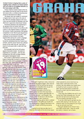 Aston Villa vs Manchester United - 1994 - Page 32 (The Sky Strikers) Tags: ex newcastle manchester fan united villa grinning column now graham fenton aston fa premiership injuries carling blether niggling