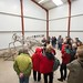 Bus Trip To Burt, Donegal to see C.S. Lewis Art Sculptures and visit Grianin of Aileach