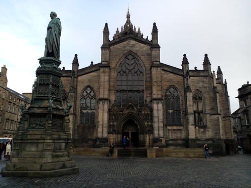Cathédrale d'Edinbourg, Écosse