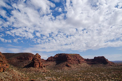 Small Canyon... (Guille Barbat) Tags: nature australia panoramic northernterritory ladscapes finkegorgenationalpark palmvalleycampgroundtracks guillebarbat