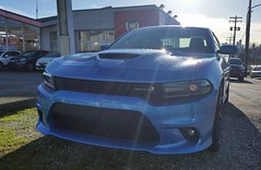 2016 Dodge Charger R/T Scat Pack 392 (nifty43 (nifticus)) Tags: burnaby cardealership dealership autodealership dodgechargerrt scatpack 2016dodgecharger carterdodge carterdodgeburnaby