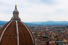 View from the Bell Tower (Blueorangutan) Tags: italy tower skyline florence bell giottos