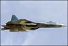 Sukhoi T-50 (Pavel Vanka) Tags: plane airplane fighter russia aircraft jet airshow spotting adder sukhoi spotter kubinka t50 5thgeneration aa12 r77 vympel russianairforce uumb sukhoit50 army2015 rvvae amramski