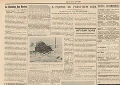 1908-04-11. New-York-Paris 1 (foot-passenger) Tags: dionbouton  dedionbouton bnf gallica bibliothquenationaledefrance   1908