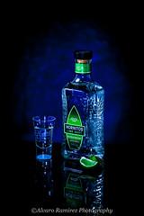 Mas tequila!!! (Al_Ram) Tags: tequila sauzahornitos sauza hornitos agave lime limon strobes blue comercial