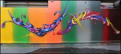 Amour (Chrixcel) Tags: amour graff tag 3d volume volumes streetart