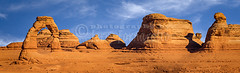 Delicate Arch Pano (Jerry Fornarotto) Tags: arch arches archesnationalpark beautiful clouds coloradoplateau delicatearch delicatearchpano desert environment erosion famous formation formations geology hike jerryfornarotto landmark landscape moab moabattraction monument nationalpark natural naturalarch nature outdoors overlook pano panorama panoramic peaceful rock rocky rugged sandstone sandstonearch sandstoneformation scenery scenic sightseeing sky southwest southwesternusa spectacular tourism travel utah vacation view viewpoint western wilderness