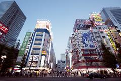 Tokyo - 26 ( CHRISTIAN ) Tags: japon japan tokyo akihabara electrictown electronique figures jeux games toys jouets collectibles anime urbain urban night nuit nikon grandangle wideangle