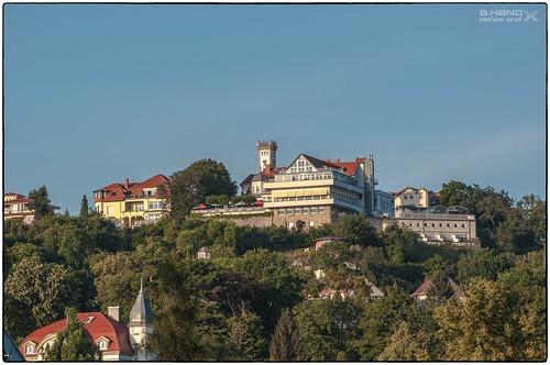 Dresden -  Luisenhof auf dem Weißer Hirsch,