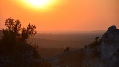 :-) (JoannaRB2009) Tags: couple nature landscape view orange sun silhouettes people hill jurakrakowskoczstochowska grazborw summer kisses kissing love silesia lsk polska poland