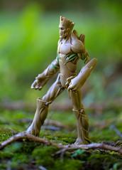 I am Groot (atari_warlord) Tags: actionfigure groot guardiansofthegalaxy hasbro marvel marvelcomics