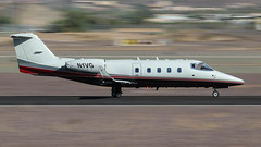 Gates Learjet 55 N1VG (ChrisK48) Tags: 160thsecond 1985 gateslearjet55 grancoraviation vincegranatelli kdvt n1vg phoenixaz phoenixdeervalleyairport aircraft airplane dvt lear