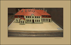 2016 S 2575 Riga2f MuzVlak_037 Saldus , dzelzcela stacija (Morton1905) Tags: saldus station is railway jelgava  liepja 2016 s 2575 riga2f muzvlak037 dzelzcela stacija