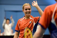 NBLmatch-5100-0521 (University of Derby) Tags: 5100 badminton nbl sportscentre universityofderby match