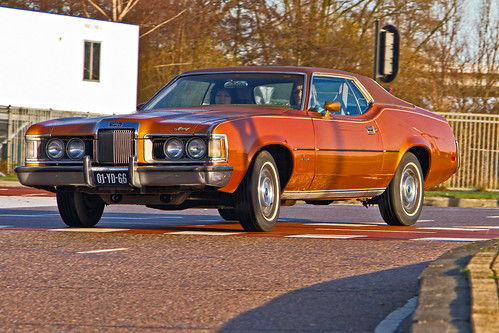 Mercury Cougar Hardtop Coupé 1973 (5680)