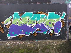 Becoz (Khemical Burnz) Tags: becozgraffiti most cheat brick becoz leedsgraffiti