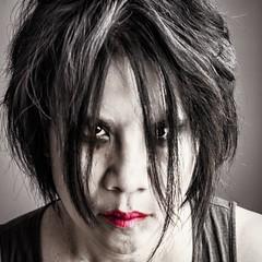 alter ego (-liyen-) Tags: halloween activeassignmentweekly scary face deranged spooky headshot portrait selfportrait fujixt1 eerie creepy mpt510 matchpointwinner challengeyouwinner cyunanimous