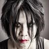 alter ego (-liyen-) Tags: halloween activeassignmentweekly scary face deranged spooky headshot portrait selfportrait fujixt1 eerie creepy mpt510 matchpointwinner challengeyouwinner cyunanimous tournament