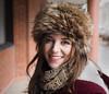 Anne (Explore) (jeffcbowen) Tags: anne ireland toronto street stranger thehumanfamily scarf