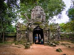 Ta Som (Gabriela Nakayoshi) Tags: tasom camboya asia cambodia d90 nikon temple iphone6splus