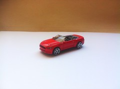 Ford Mustang GT Conv. '16 (Die Cast Collector 1-64) Tags: hotwheels hongwell majorette maisto matchbox model motormax burago bburago customized custom coleccion chile cararama china zylmex autos scale detail detalle diecast guisval project personalizado proyecto toys realtoy rastar escala wheels welly 164 143 172 124 ford mustang gt 16 convertible cabrio cabriolet