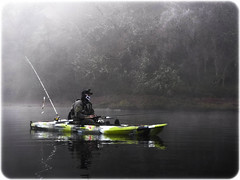 Extreme kayakers (Nicolas Valentin) Tags: kayakfishing kayak kayakscotland kayaking kayakfishingscotland kayakpike loch landscape lochlomond light lomond lake scotland scenery sky scenic cold