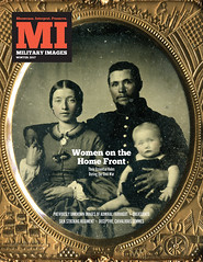 Military Images magazine cover, Winter 2017 (militaryimages) Tags: militaryimages magazine findingaid archive backissue photography history civilwar mexicanwar spanishamericanwar worldwari indianwar soldier sailor military us america american unitedstates veteran infantry cavalry artillery heavyartillery navy marine union confederate yankee rebel roach matcher neville coddington mi citizensoldier uniform weapon photographer tintype ambrotype cartedevisite stereoview albumen daguerreotype hardplate ruby