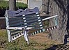 Old Bench Swing-HBM! (Busy Packing-Sorry 4 Not Commenting!) Tags: walk benchmonday bench swing old fallingapart