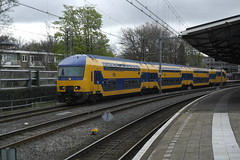 DDZ 7511 ([Publicer Transport] Ricardo Diepgrond) Tags: ddz nid ns dubbeldekszone 7511 nieuwe intercity dubbeldekker sprinter zandvoort aan zee haarlem amsterdam centraal trein