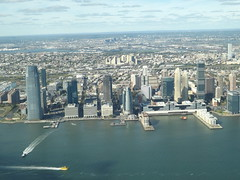 Jersey City, New Jersey, Aerial View, One World Observatory, New York City (lensepix) Tags: jerseycity newjersey aerialview oneworldobservatory newyorkcity