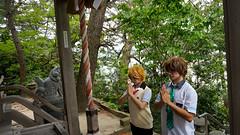 DSC04452.jpg (elyuu) Tags: freeiwatobiswimclub nagisa hazuki haruka nanase makoto tachibana iwami japan cosplay