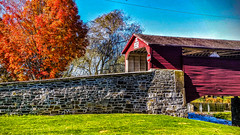 20151023_110438~3.jpg (kleet245) Tags: photo tollbridge coveredbridge landscape buildings phillipsburgnj nature water stonestructure scapes seasons canon fall woodenbridge toms lehighvalley leaves thomaskleedorfer pa lehighriver warrencounty bridges rivers northamptoncounty pennsylvania outdoors waterscape canoneos reaglesvillepa places states