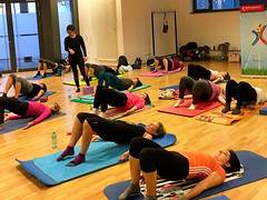 Core Strength mit Pilates & Yoga