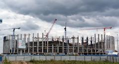 Строительство стадиона в Нижнем (Gosh@) Tags: russia 2016 travel стадион строительство нижний чм2018 футбол worldcup2018 nizhnynovgorod stadium