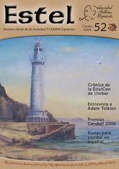 Sociedad_Tolkien_Espanola_Revista_Estel_52_portada (Sociedad Tolkien Espaola (STE)) Tags: ste estel revista tolkien esdla lotr