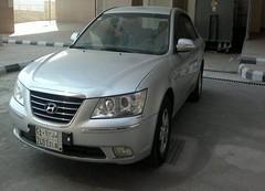 Hyundai - Sonata - 2008  (saudi-top-cars) Tags: