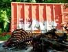 ICH KILLING SHIT (BLACK VOMIT) Tags: graffiti ich ichabod yme circlet circle t dead deer skeleton skul rotting corpse boxcar box car freight train
