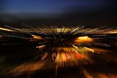 Noisy le Grand (pi3rreo) Tags: lights lumières extérieur urbain urban city ville paris noisy abstrait abstract france fujifilm fujinon xe2 nuit night soir