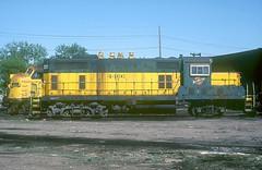 C&NW GP7R 4466 (Chuck Zeiler) Tags: cnw gp7r 4466 railroad emd locomotive chz