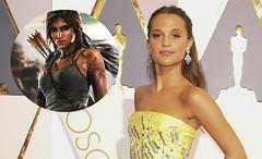 Il ritorno di Lara Croft (PLAYERSWORLD.IT) Tags: aliciavikander angelinajolie film laracroft movie playersworld tombraider
