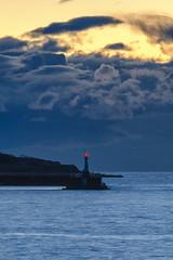 Ogden Point on Sunday Morning (C McCann) Tags: ogden point victoria bc britishcolumbia vancouverisland juandefuca strait breakwater pt